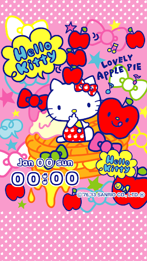 HELLO KITTY LiveWallpaper17