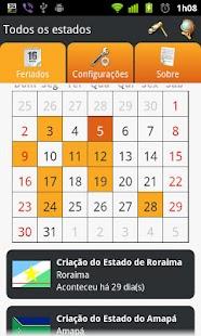 Aspone: Guia de feriados- screenshot thumbnail