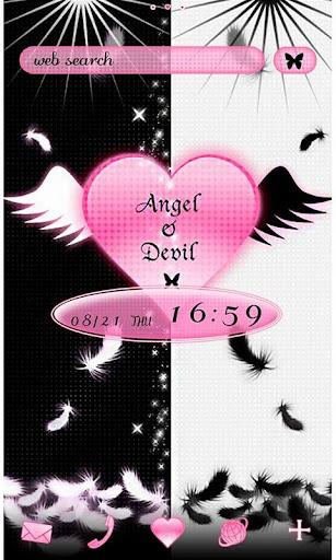 天使與魔鬼 for[+]HOME