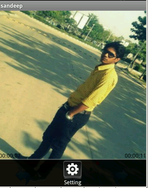 sandeep sisodiya - screenshot