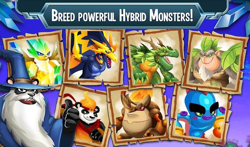 android Monster Legends Screenshot 3