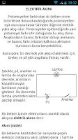 Screenshot of 9. Sınıf Fizik Ders Notları