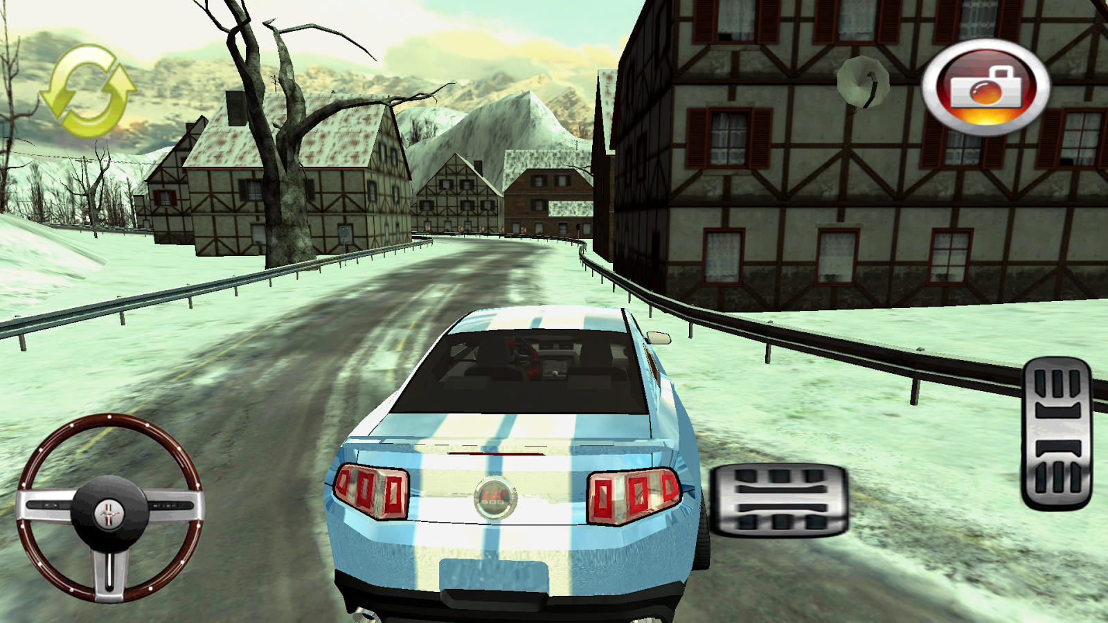 Real Drift Mustang Game 3d Android Apps On Google Play
