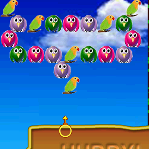 bubble shooter gam