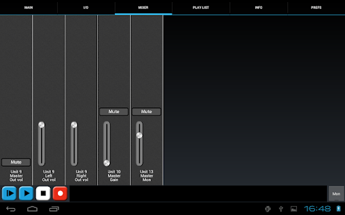 USB Audio Recorder PRO - screenshot thumbnail