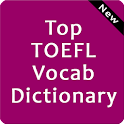 Top TOEFL Vocab Dictionary icon