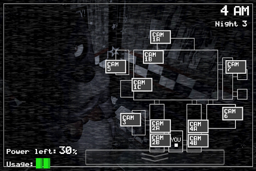 Five Nights at Freddy's для планшетов на Android