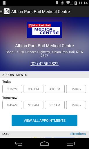 Albion Park Rail MC