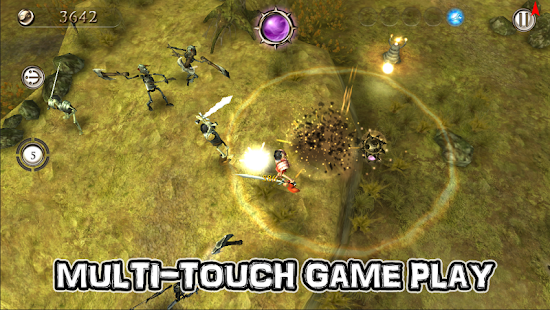 Smash Spin Rage Screenshot 4