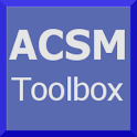 ACSM Toolbox - Calculations icon