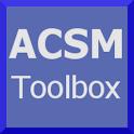 ACSM Toolbox - Calculations icon