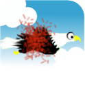 Crazy Bird Shooter icon