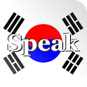 Speak Korean Free icon