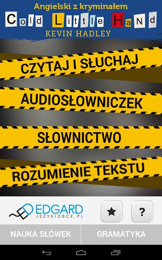 【免費教育App】Angielski z kryminałem Cold...-APP點子