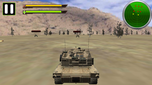 Tank Group Conflict