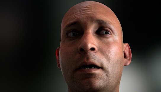 NVIDIA Tegra FaceWorks Demo Screenshot 7