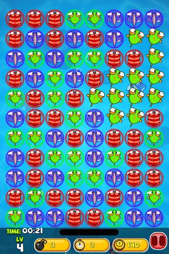 Click Fish Pops