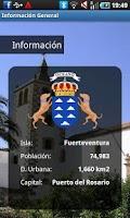 Screenshot of Viajes a Fuerteventura España