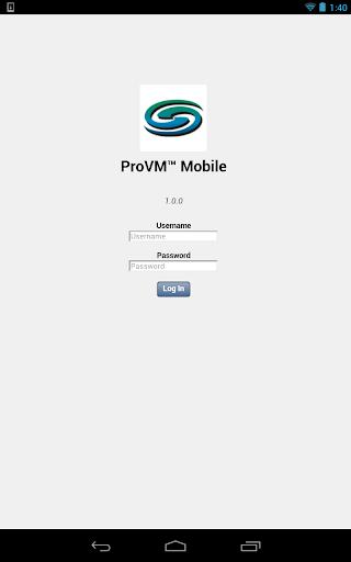 ProVM Mobile