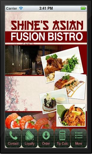 Shine's Asian Fusion Bistro