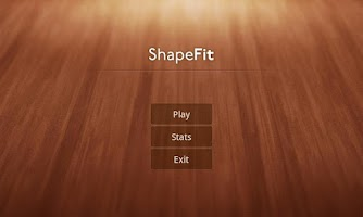 Screenshot of ShapeFit Free