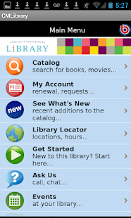 Charlotte Mecklenburg Library - screenshot thumbnail