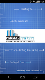 Parmar Construction- screenshot thumbnail