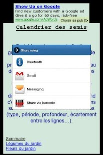 Download calendrier des semis au jardin apk on pc for Calendrier jardin