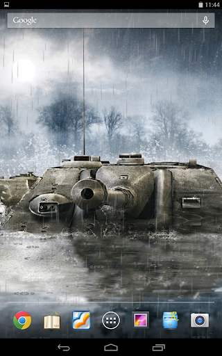 World of Tanks Live Wallpaper for PC