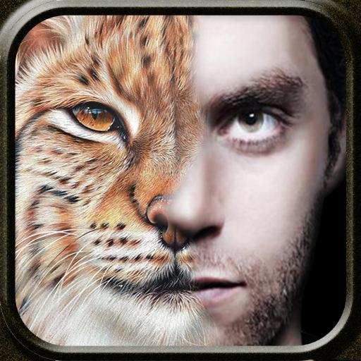 娛樂App|動物的臉交換技術 LOGO-3C達人阿輝的APP