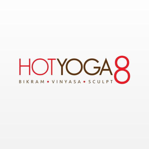 HOTYOGA8 健康 App LOGO-APP試玩