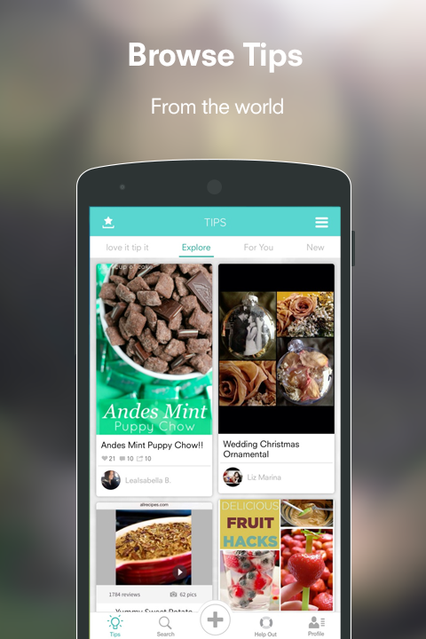 Trusper Tips - screenshot