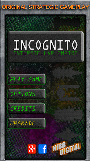Incognito: Space Strategy LT