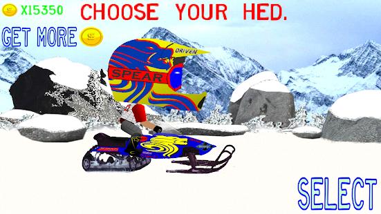 Sled-Heds 10