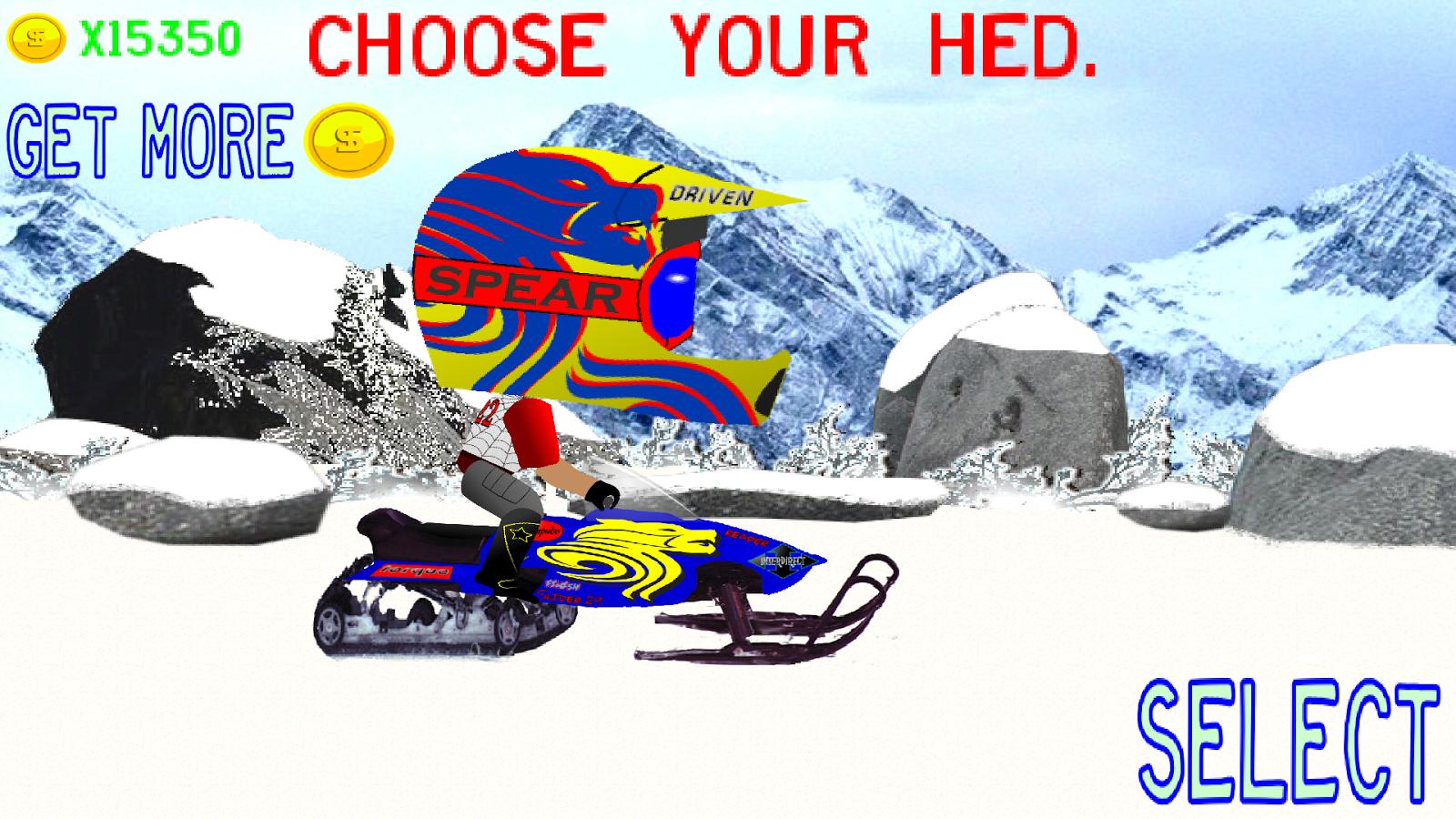 Sled-Heds 22