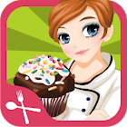 Tessa's Cup Cake - Cake games icon