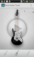 Screenshot of Best Guitar Tuner Ads Free