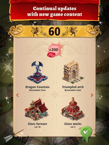 android Empire: Four Kingdoms Screenshot 1
