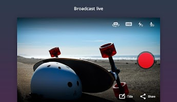 Screenshot of Ustream