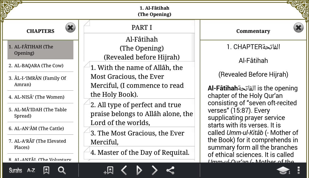 Quran - English Arabic...