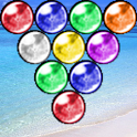 Bubble Shooter Summer Beach icon