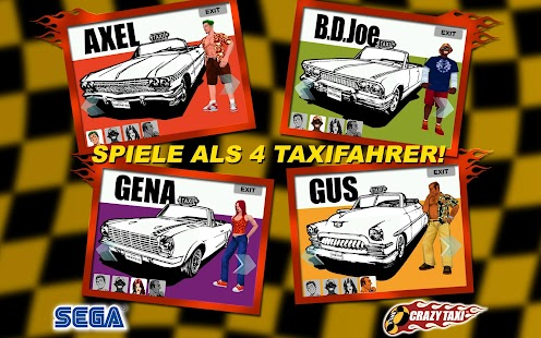Crazy Taxi - screenshot thumbnail
