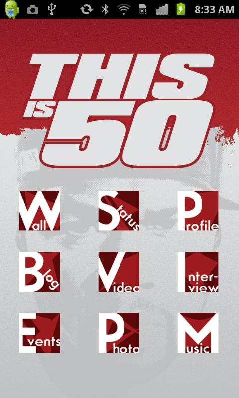 ThisIs50 - screenshot