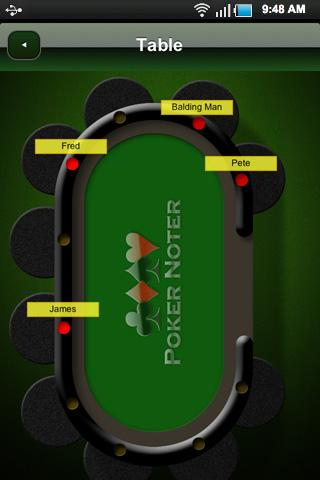 Poker Noter- screenshot