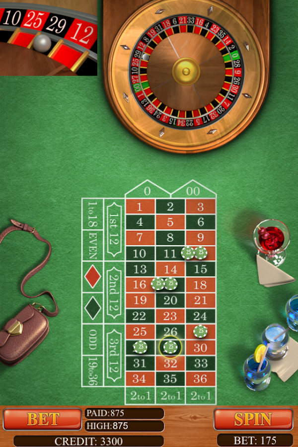 Roulette Casino- screenshot