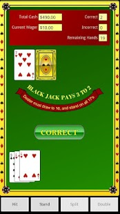 Blackjack Coach- screenshot thumbnail