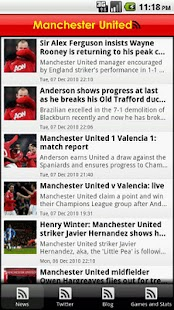 Manchester United: FanZone - screenshot thumbnail