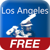 LAD Los Angeles Baseball Free