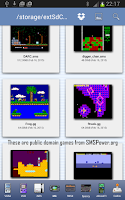 Screenshot of MasterGear - SMS/GG Emulator