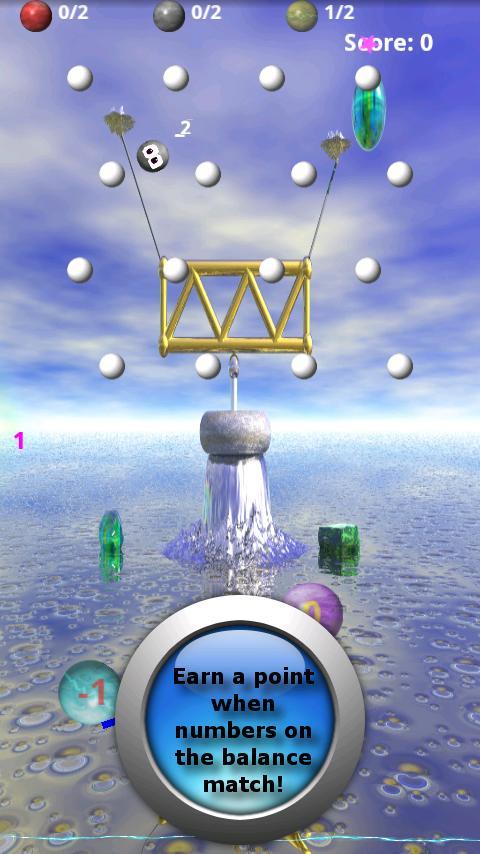 Kid's Atom Balance HD- screenshot
